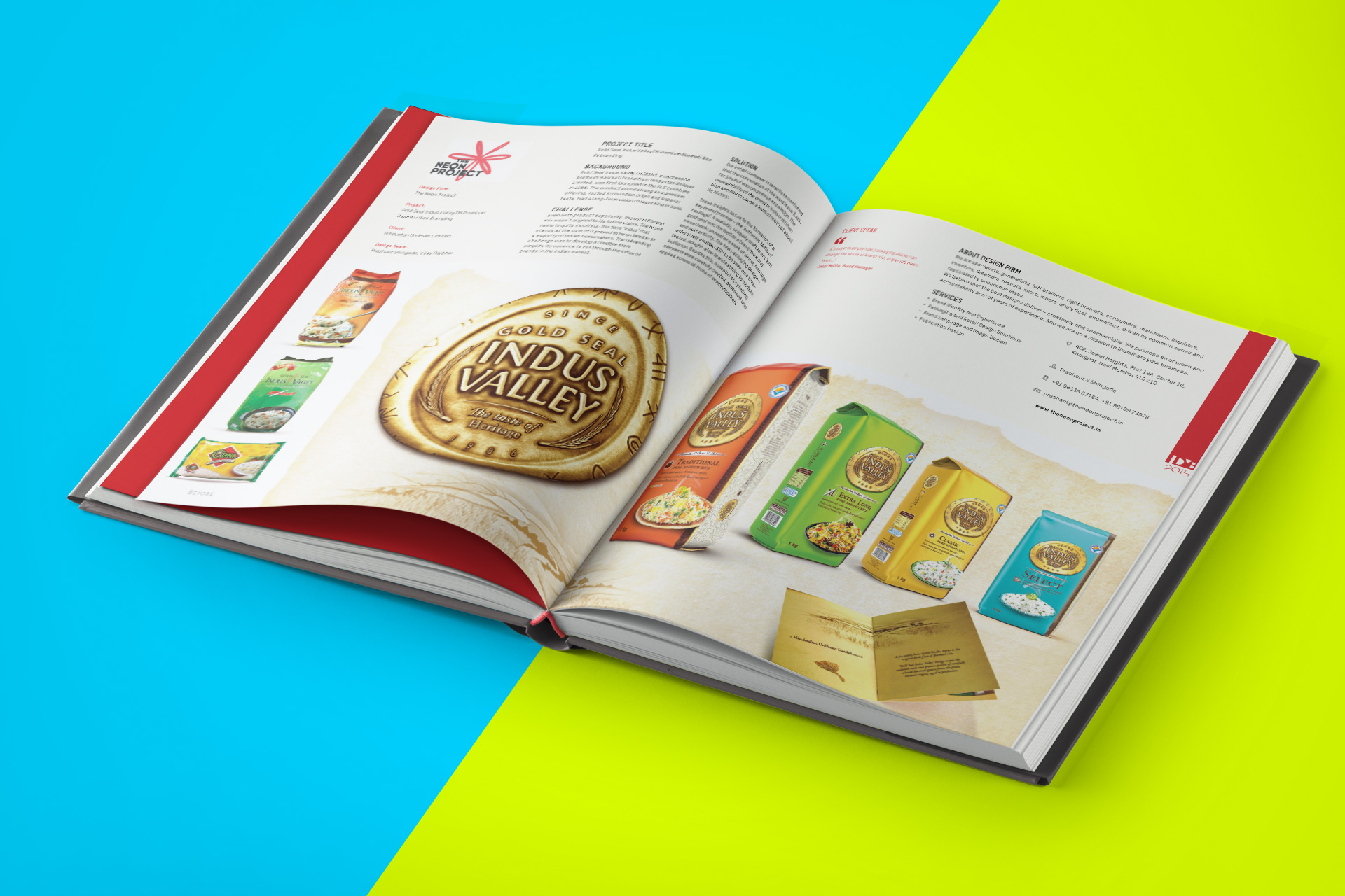 Confederation of Indian Industry India Design Book 2014 Featuring Gold Seal Indus Valley