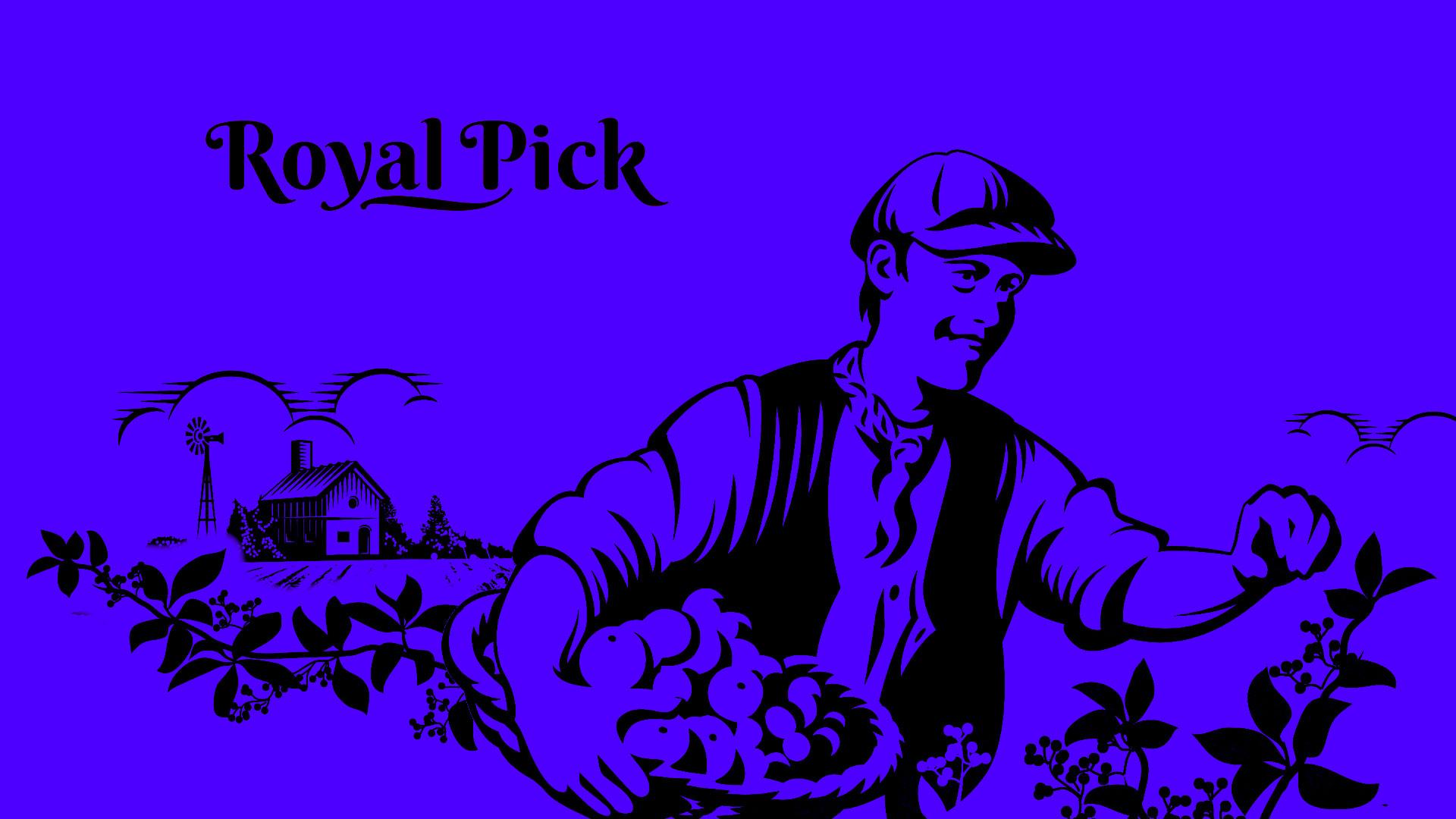 1920 Dmnd Royal Pik WH