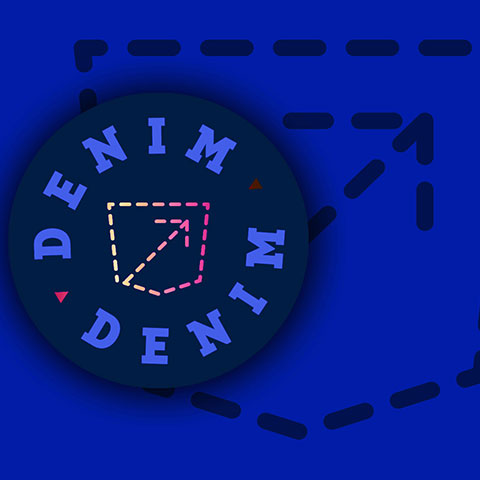 Packaging Identity created for brand Denim Deodorant