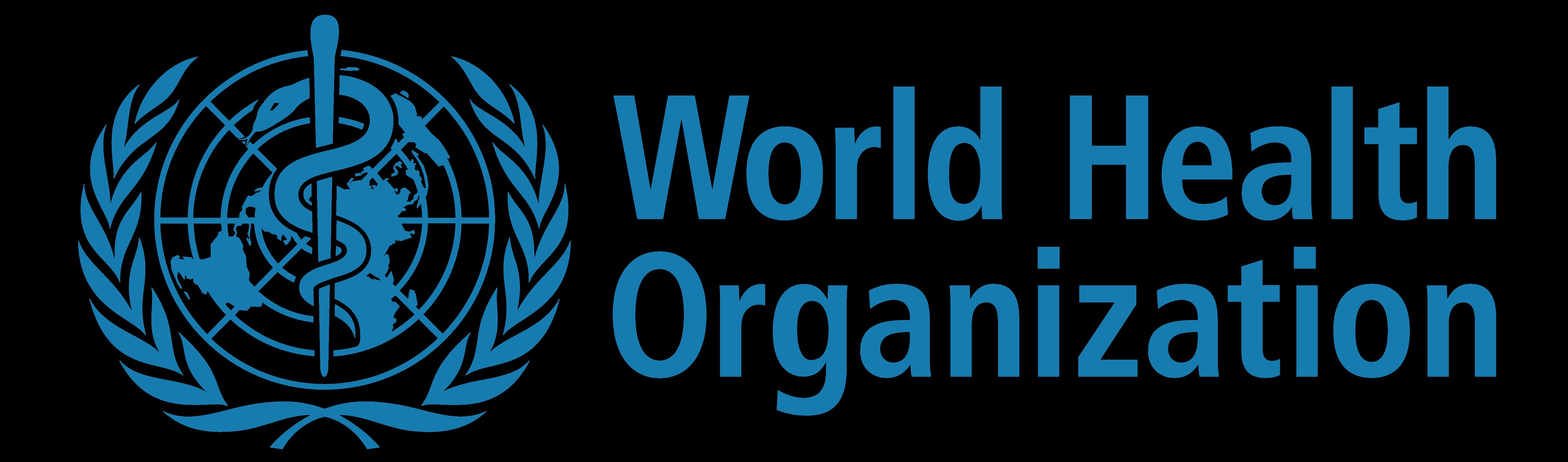 World Health Organization logo logotype
